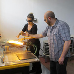 Romantic Glass Blowing Class for 2 Product Image