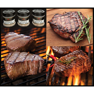 Grillmasters Steak Pack 12pc Product Image