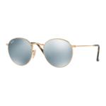 Ray-Ban Round Flat Lens Sunglasses Product Image