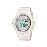 Baby-G Vivid Color Gloss Watch White Product Image