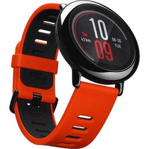 Pace GPS Smartwatch (Red) Product Image
