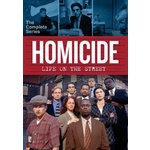 Homicide-Life On the Street-Complete Series Product Image
