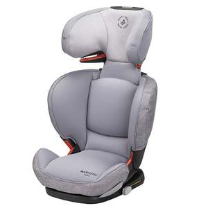 RodiFix Booster Car Seat Nomad Gray Product Image