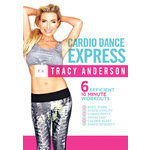 Tracy Anderson-Cardio Dance Express Product Image