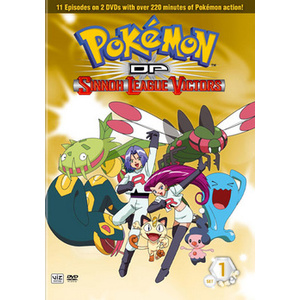 Pokemon Dp-Sinnoh League Victors Set 1 Product Image