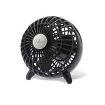 Chillout USB/AC Personal Fan Black Product Image