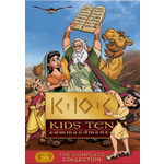 Kids 10 Commandments Product Image