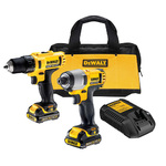 12V MAX Lithium Ion Drill/Impact Combo Kit Product Image