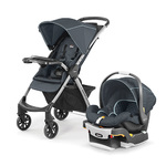 Mini Bravo Plus Travel System Midnight Product Image
