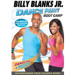 Billy Blanks Jr-Dance Party Boot Camp Product Image