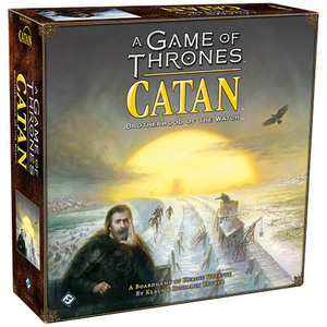 A Game of Thrones Catan: Brotherhood of the Watch Game Product Image