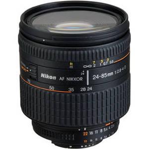 AF Zoom-NIKKOR 24-85mm f/2.8-4D IF Lens Product Image