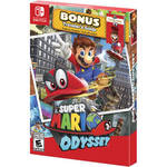 Super Mario Odyssey: Starter Pack (Nintendo Switch) Product Image