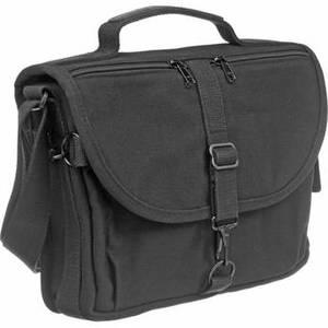 F-803 Camera Satchel Shoulder Bag (Black) Product Image