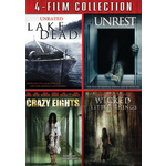 4-Film Collection-Lake Dead/Unrest/Crazy Eights/Wicked Little Things Product Image