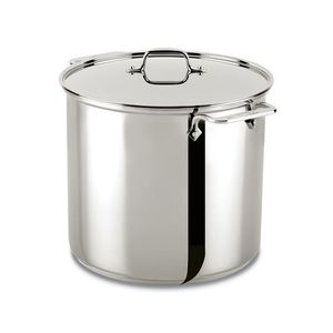 Specialty Stainless Steel 16 Qt. Stock Pot with Lid Product Image