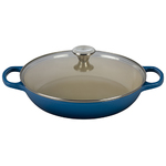 3.5qt Signature Cast Iron Buffet Casserole w/ Lid Marseille Product Image