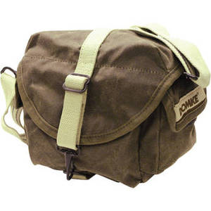 F-8 Small Shoulder Bag - RuggedWear (Brown) Product Image