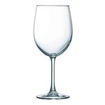 12pc Glass Goblet Set 12oz Product Image