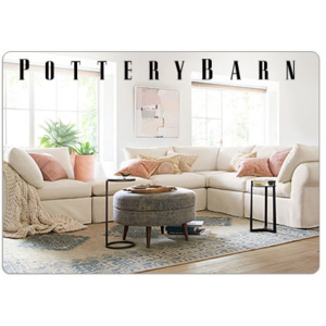 Pottery Barn Gift Card $25 Product Image