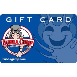 Bubba Gump Shrimp Co. Gift Card $25 Product Image