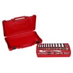 "3/8"" Drive 28pc Ratchet & Socket Set - SAE Product Image"