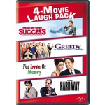 4-Movie Laugh Pack-Secret of My Success/Greedy/for Love or Money/Hardway Product Image
