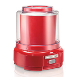 1.5 Qt Ice Cream Maker Red Product Image