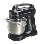 7-Speed 4qt Stand Mixer Black Product Image