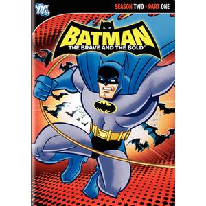 Batman-Brave & Bold-Season 2 Part 1 Product Image