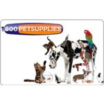 1-800-PetSupplies eGift Card $50.00 Product Image