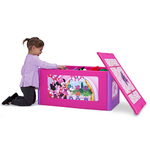 Minnie Mouse Store & Organize Toy Box Product Image