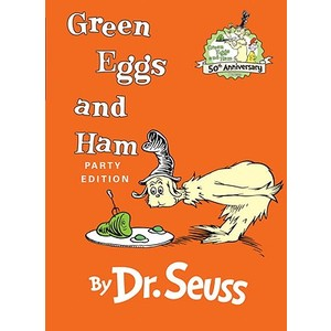 Green Eggs and Ham Product Image