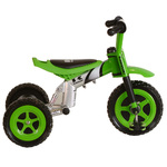 "K.0 10"" Offroad Tricycle Green/Black Product Image"