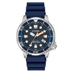 Mens Promaster Diver Eco-Drive Blue Strap Watch Blue Dial Product Image