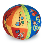 2-in-1 Talking Ball Learning Toy Ages 6+ Months Product Image
