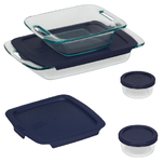Easy Grab 8pc Bake N Store Set Product Image