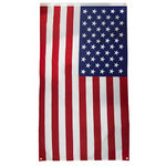 United States Polycotton Flag w/ Mounting Material Product Image