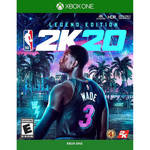 NBA 2K20 Legend Edition (Xbox One) Product Image