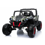 Camo Wild Cross UTV 12V Two Seater Product Image