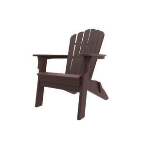 Harbor View Adirondack Chair - Chestnut Product Image