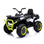 12V Ride On ATV White Product Image