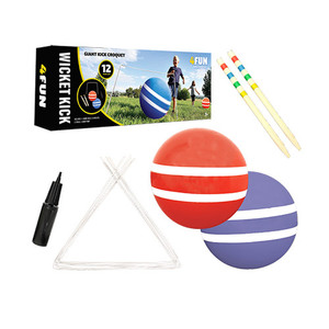 Wicket Kick: Giant Kick Croquet Ages 3+ Years Product Image