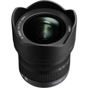 Lumix G Vario 7-14mm f/4 ASPH. Lens Product Image