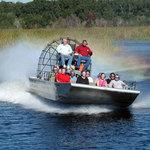 Orlando Airboat Swamp Safari Product Image