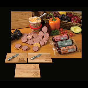 Councilmans Sausage & Cheese Set Product Image