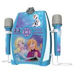 Disney Frozen Deluxe Sing-Along Boombox w/ Dual Microphones