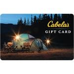 Cabela's eGift Card $10.00