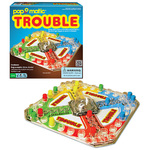 Classic Trouble Board Game Product Image