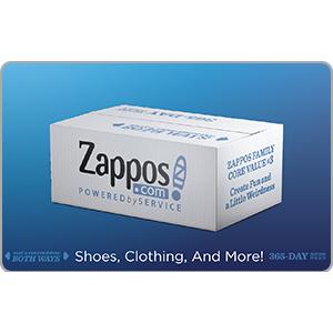 Zappos.com eGift Card $50 Product Image
